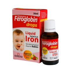 قطره فروگلوبین دراپ Feroglobin drop